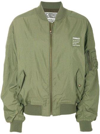 Fiorucci Lou Bomber Jacket | Farfetch.com