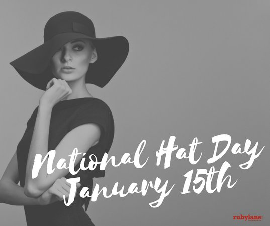 national hat day - Google Search