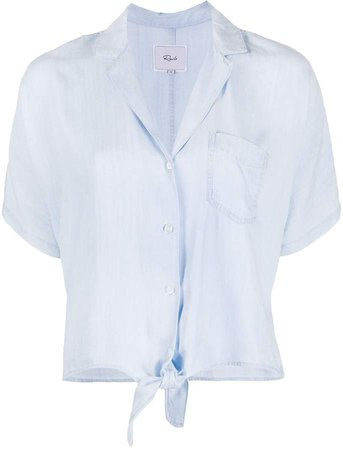 Holly tie waist shirt