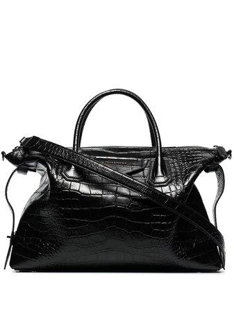 Givenchy Antigona crocodile-effect Tote Bag - Farfetch