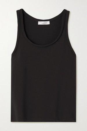 Jersey Tank - Black