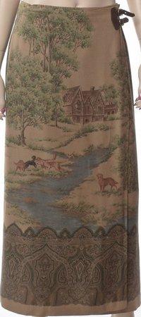 Ralph Lauren hunting skirt