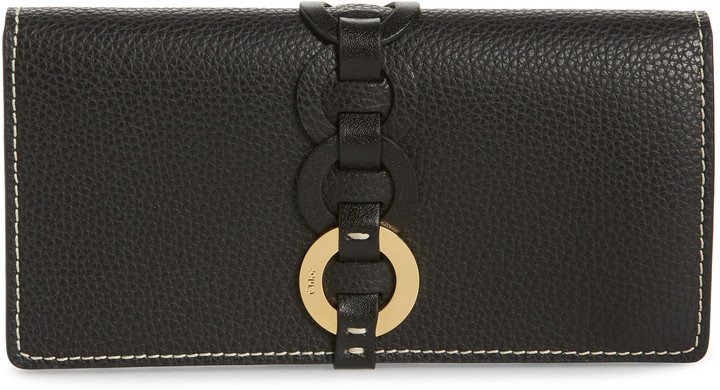 Darryl Leather Continental Wallet