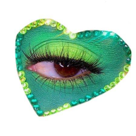 green eye png filler