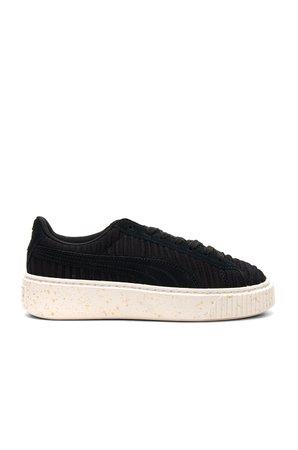 Basket Platform Sneaker
