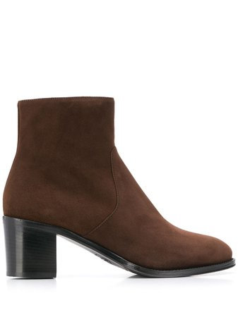 Church's suede ankle boots - FARFETCH