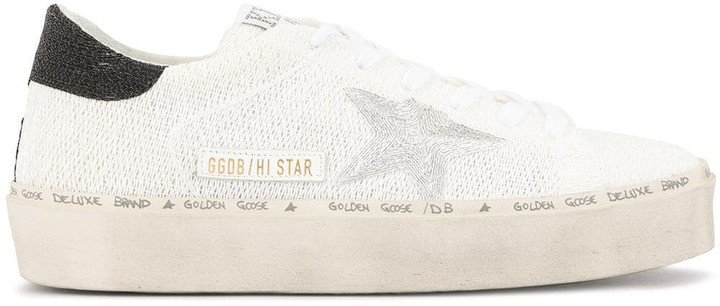 Hi Star knit sneakers