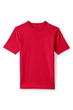 Men's Super-T Short Sleeve T-Shirt | Lands' End