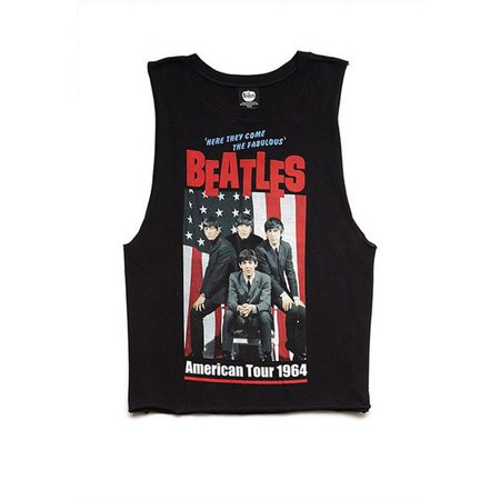 FOREVER 21 The Beatles American Tour Tee