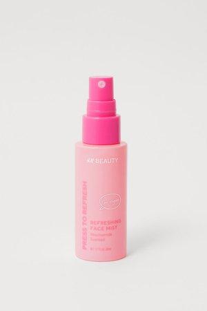 Face Mist - Pink