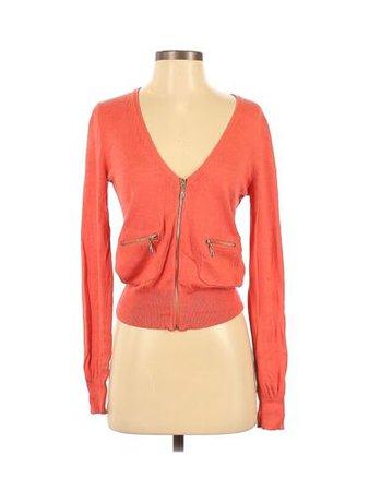 XXI Women Pink Cardigan S | eBay