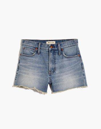 The Perfect Jean Short in Balsam Wash: TENCEL™ Denim Edition