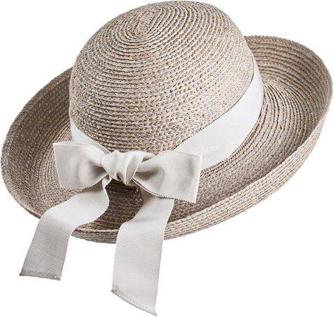 Newport Raffia Straw Hat