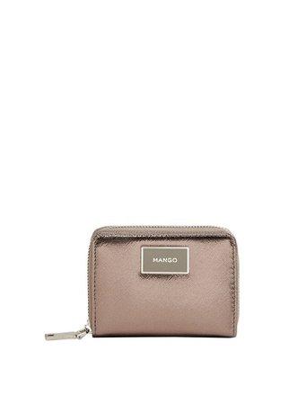 MANGO Safiano-effect wallet