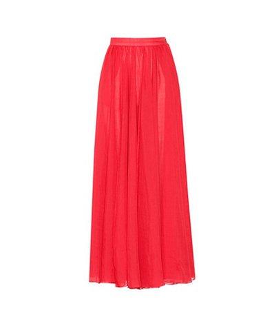 Arlene maxi skirt