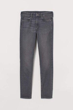 Skinny Regular Jeans - Gray