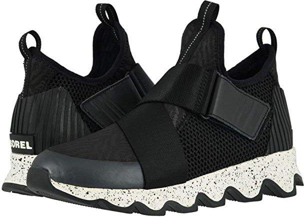 Kinetic Sneak (Black/Sea Salt) Women's Shoes
