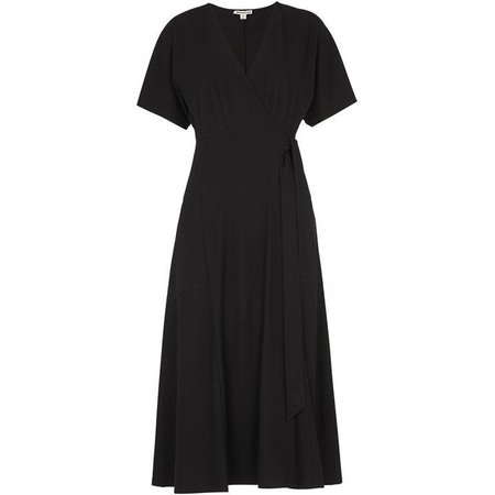 Wrap Jersey Tie Dress - House of Fraser
