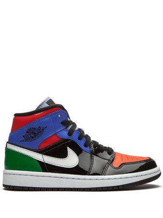 Jordan Air Jordan 1 Mid Sneakers - Farfetch