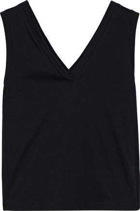 The Range Cotton-jersey Tank