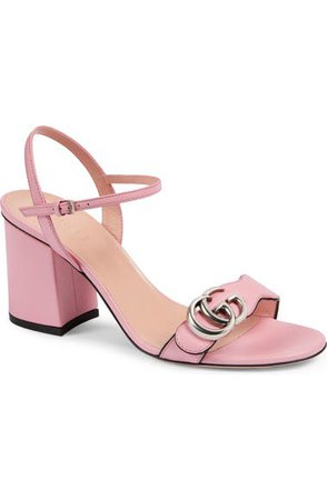 Gucci GG Quarter Strap Sandal (Women)   Nordstrom