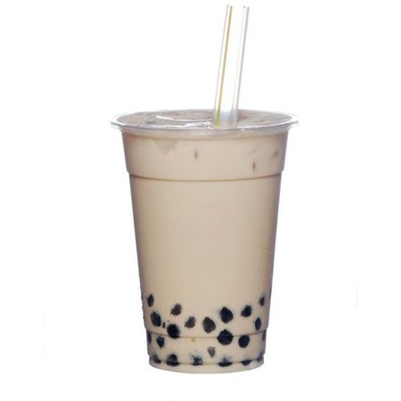*clipped by @luci-her* Boba Milk Tea