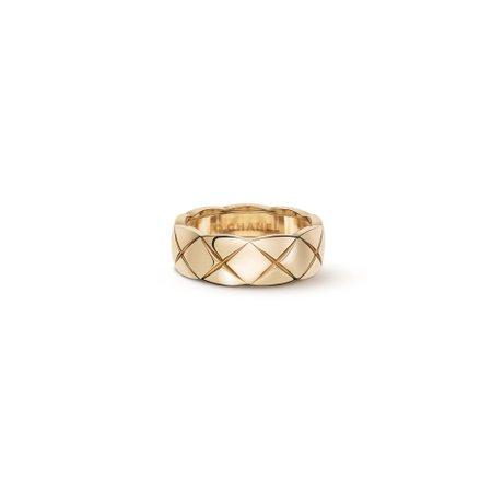 Coco Crush ring - J10817   CHANEL