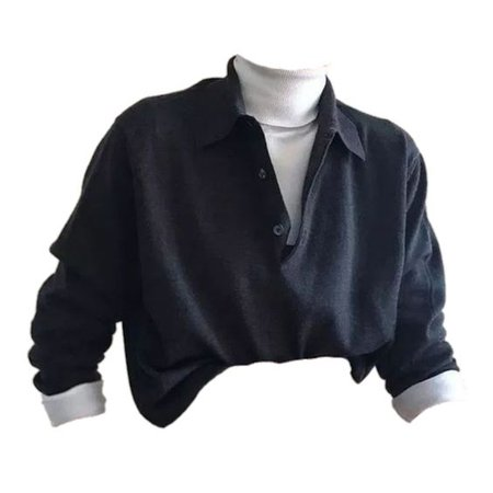 png shirt black white