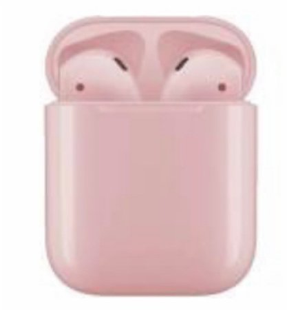 pink AirPods