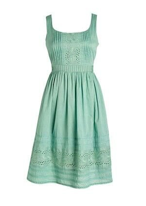 Sea Green Sundress