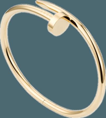 Juste un Clou bracelet - Yellow gold - Cartier