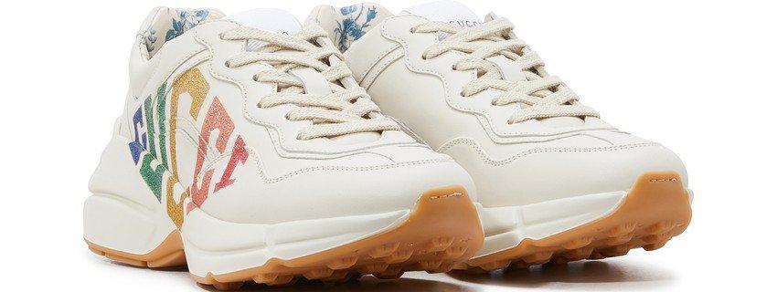 Women's Rhyton sneakers   GUCCI   24S