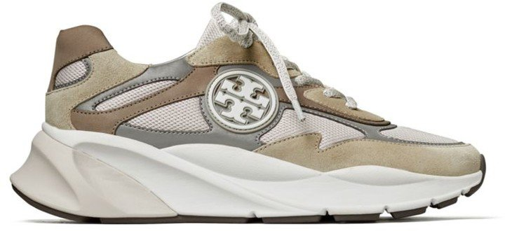 Sawyer Mixed-Media Sneakers