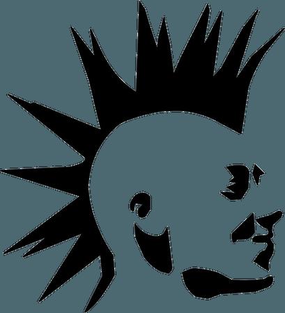 punk hair png - Pesquisa Google