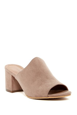 14th & Union | Hayzel Block Heel Mule | Nordstrom Rack