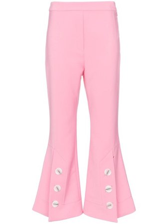 SALE ELLERY Fourth Element Flared Trousers