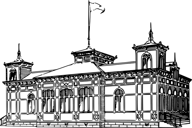 Architecture Building Finland - Free vector graphic on Pixabay