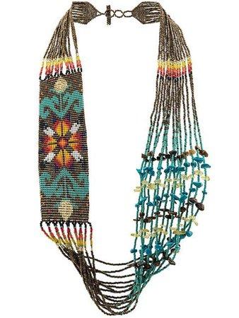Jessie Western beaded necklace