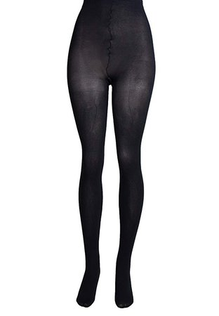 Lissele Women's Plus Size Opaque Tights (Pack of 2) at Amazon Women's Clothing store: