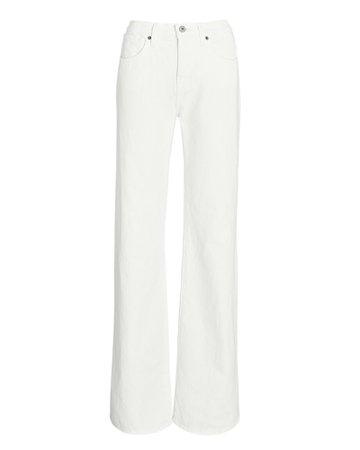 Nili Lotan Celia Straight-Leg Jeans | INTERMIX®