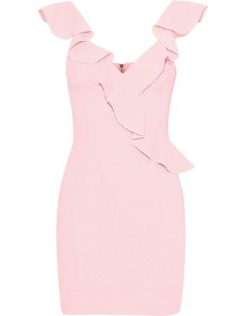 Rebecca Vallance Short Dress