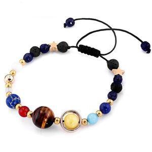 Solar System Space bracelet