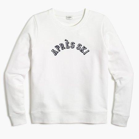 AprAs-ski sweatshirt