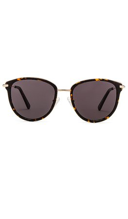 my my my Wesley Sunglasses in Tortoise | REVOLVE