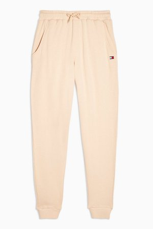 Neutral Track Trousers by Tommy Hilfiger | Topshop