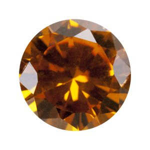 Nano Gems - Dark Orange - Round   Cool Tools