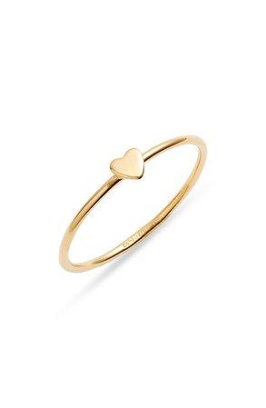 Set & Stones Ryanne Heart Ring | Nordstrom