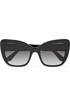 Dolce & Gabbana   Cat-eye acetate sunglasses   NET-A-PORTER.COM
