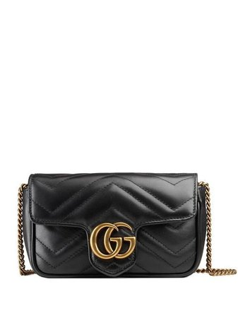 Gucci GG Marmont Matelassé Leather Mini Bag - Farfetch