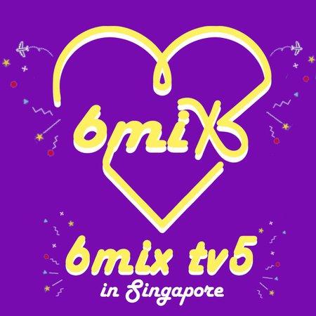 6mix TV5 Logo